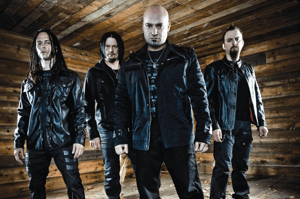 Disturbed photo - Pace's Playground podcast
