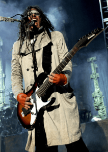 "Korn - James ""Munky"" Shaffer photo"