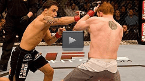 UFC - Frankie Edgar vs Mark Bocek