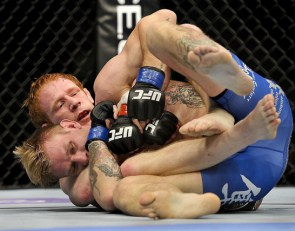 UFC - Mark Bocek photo