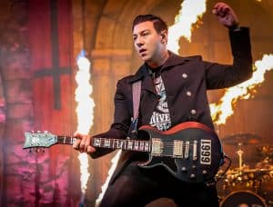 Avenged Sevenfold photo - Zacky Vengeance